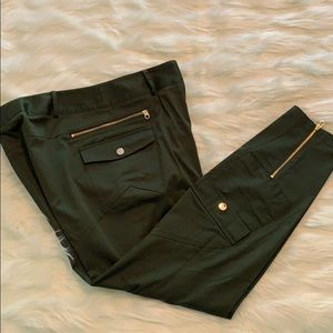 TED BAKER cargo trousers pants like new zipper 4 6